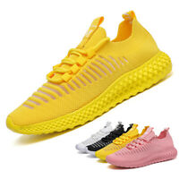 Women's Casual Sneakers Breathable Lightweight Sports Running Tennis Gym Shoes