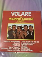 "VOLARE The Marino Marini Quartet, Greatest Hits Vol.1 Vinyl records 12"" Hallmark"