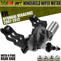 Windshield Wiper Motor Rear for Hyundai Veracruz 2007-2012 SportUtility 85-4574
