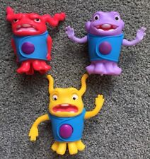 2015 Dreamworks McDonalds HOME OH Action Figure Happy Meal Toys #1 #2 And #6 Lot