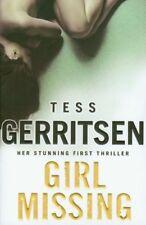 Girl Missing,Tess Gerritsen