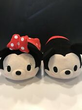 Rare Disney Mickey And Minnie Tsum Tsum