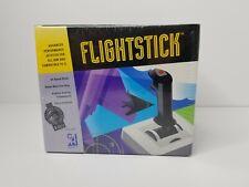Vintage Flight Stick Retro PC Controller Vintage Flight Gaming New Old Stock