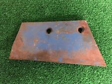 Ransomes Plough Shares / Wings Right Handed SCN 1015W Genuine Original