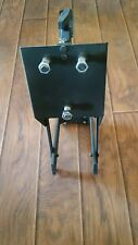 1955 - 56 Ford Continental Kit Tire Carrier