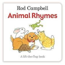 Rimas Animales (Levante la solapa libro), Campbell, Varilla, Libro Nuevo