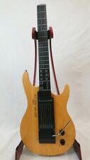 YAMAHA EZ-EG Wood Grain Synth Guitar