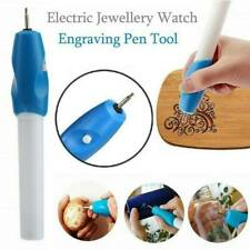 Cordless Electric Engraving Pen Carve Tool for DIY Jewelry Wood Metal Tools DIY@