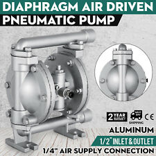 Diaphragm pumps ebay air operated double diaphragm pump pneumatic double diaphragm aluminium newest ccuart Images