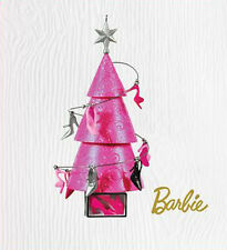 2010 Hallmark BARBIE Shoe Tree Ornament IT'S ALL ABOUT THE SHOES