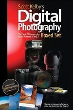 Scott Kelby's Digital Photography Boxed Set Parts 1 and 2 - Scott Kelby