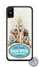 Vintage Walt Disney Snow White Phone Case Cover For iPhone Samsung Google LG etc