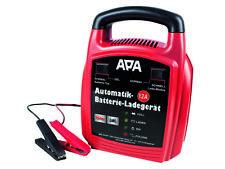 Apa 12 Amp Automatik-Batterieladegerät Batterie Ladegerät 12V MCH 12A 16629