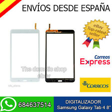 "Pantalla Táctil para Samsung Galaxy Tab 4 8"" T330 Digitalizador Blanco"