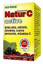 SANBIOS Natur-C active 100tabl