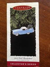 HALLMARK 1993 CLASSIC AMERICAN CARS 1956 FORD THUNDERBIRD # 3 IN SERIES