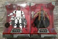 Star Wars Elite Series Finn & FN-2187 MISB
