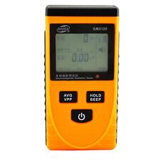 GM3120 EMF Gauss Meter Detektor Für Elektromagnetische Strahlung New Orange
