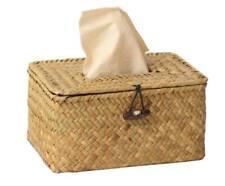 Bamboo Tissue Box Handwoven Handmade Tissue Box Covers Artwork