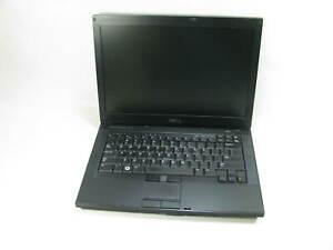 "Dell E6410 14"" Laptop 2.4 GHz i5-M 520 4GB RAM Grade B No Caddy, Webcam, Red Lid"