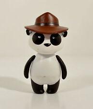 "RARE 2011 Peter Panda 2.75"" Jakks PVC Action Figure Disney Phineas & Ferb"