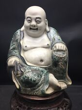 Antique Chinese susancai Bouddha 19/20th siècle