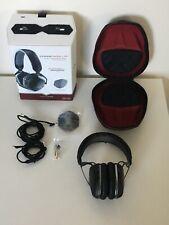 V Moda Crossfade LP2 Headphones - Over ear, noise isolating, metal, hardly used