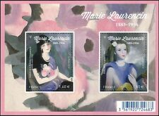France 2016 Marie Laurencin/Artists/Art/Painters/Paintings/People 2v m/s n39183q