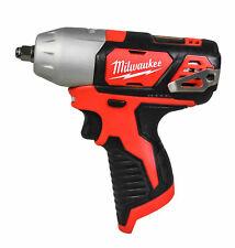 Milwaukee 2463-20 M12 12V Lithium-Ion Cordless 3/8 in. Impact Wrench (Tool-Only)