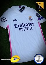 Shirt Jersey Camiseta Maillot Real Madrid domicile 2021 UCL