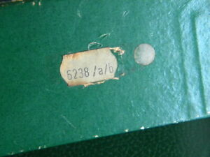 1960's Vintage Rolex Green Box set 6238 Pre Daytona and more
