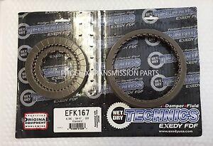 4L30E TRANSMISSION Clutch Plate Rebuild Kit  Friction Module OE 1990-1997