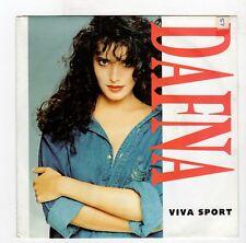 (R157) Dafna, Viva Sport - 1992 - 7 inch vinyl
