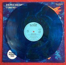 "DEPECHE MODE -It's Called A Heart- Rare German Blue vinyl 12"" (Vinyl Record)"