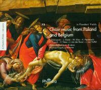 Jozef Elsner : Choir Music from Poland and Belgium CD Album Digipak (2019)