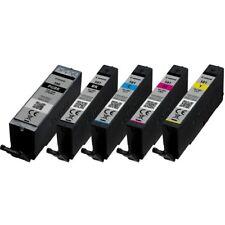 5x originale Canon Druckerpatronen PGI-580 CLI-581 im Pack für Pixma TR8550