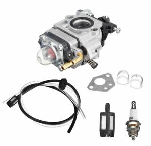 Rotfuchs BC52cc Brosse Cutter Carburateur Tuyau Carburant Filtre Ampoule Prise