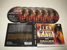 ALEX KAVA/DAS GRAUEN(WELTBILD/978-3-86800-984-2)6xCD ALBUM