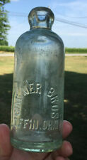 Scarce Tiffin Oh Ohio Wagner Bros Hutchinson Hutch Soda Pop Bottle Root Beer