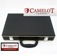 CAMELOT Q SPORTS 22 SNOOKER BALL LINED CARRY CASE
