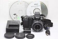 Nikon 1 V2 14.2 MP HD Digital Camera with 10-30mm VR 1 NIKKOR Lens (Black)