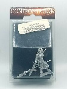 Confrontation Metal Mini UK LIAV01 Alahel the Messenger NIB OOP Rackham