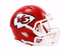 325302311af Riddell Kansas City Chiefs NFL Replica Speed Mini Football Helmet