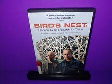 Bird's Nest Herzog & de Meuron in China DVD B357