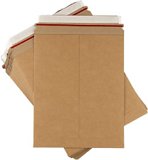 Rigid Mailers 25 Pack 9x115 Stay Flat Cardboard No Bend Shipping Envelopes Fo