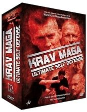 3 Krav Maga Ultimate Self Defense DVDs Geschenk-Set'