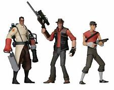 TEAM FORTRESS 4 RED COMPLETE NEW SET -HOT! MEDIC/SCOUT AND SNIPER! VHTF