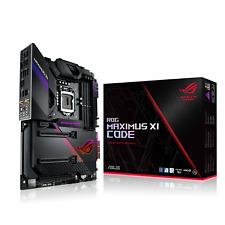 ASUS ROG MAXIMUS XI Code Z390 ATX Mainboard 1151v2 HDMI/M.2/USB3.1/WIFI/BT