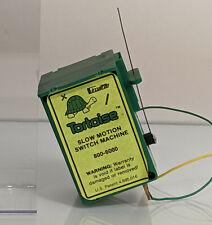Circuitron Tortoise Slow Motion Switch Machine - Tested w/ Warranty [C14316]