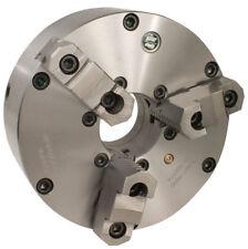 Gator 6 3 Jaw Adjustable Scorll Semi Steel Lathe Chuck 00005 Tir Withfine Adj